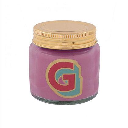 Mini Jar Candle - Letter G