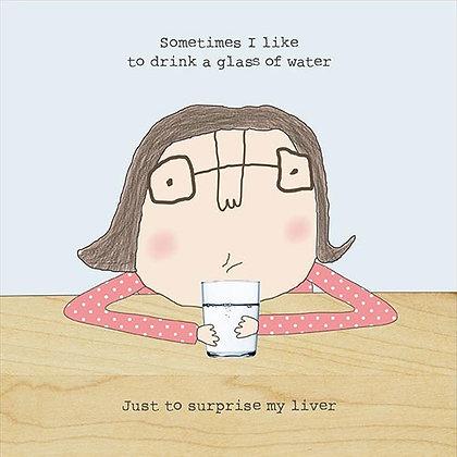 Surprised Liver