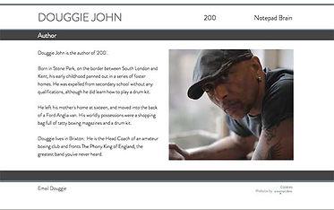 Douggie John