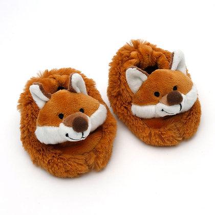 Fox Baby Slippers
