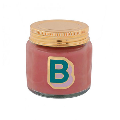Mini Jar Candle - Letter B
