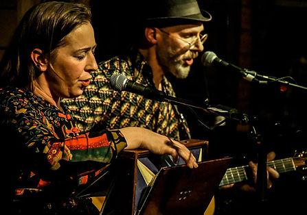 The Kimberleys folk band