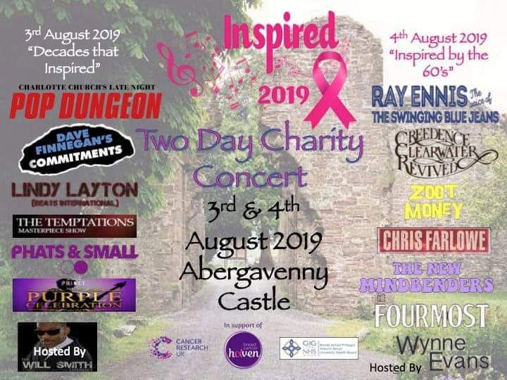 Abergavenny Castle 2019