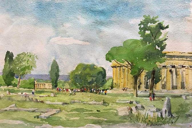 Temple of Hera, Paestum (1)