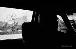 belfast taxi journey