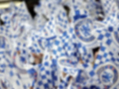 Chelsea Football Club flags