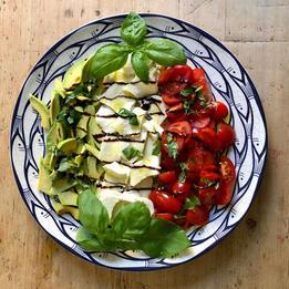 insalata tricolore