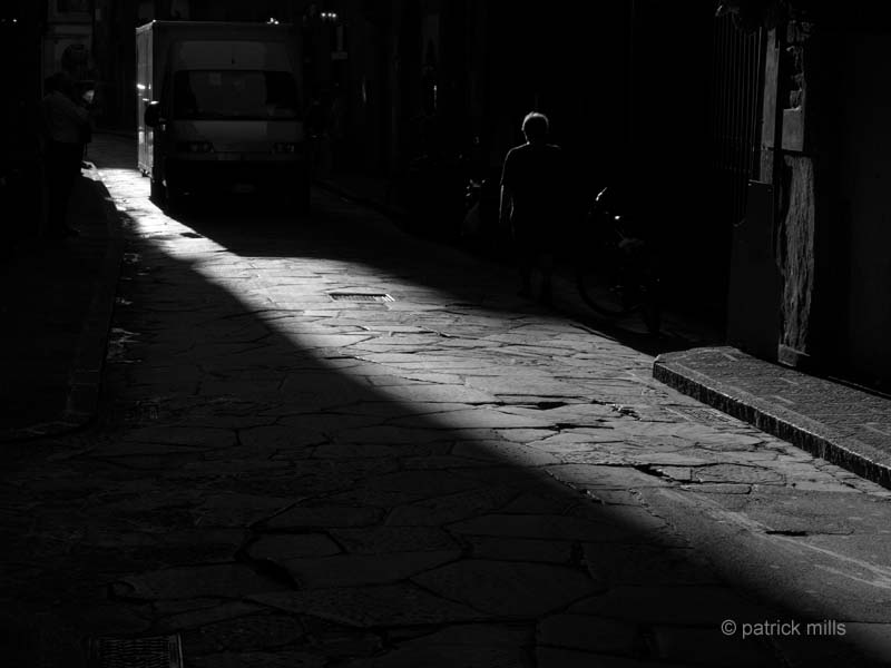 florence shadowy street