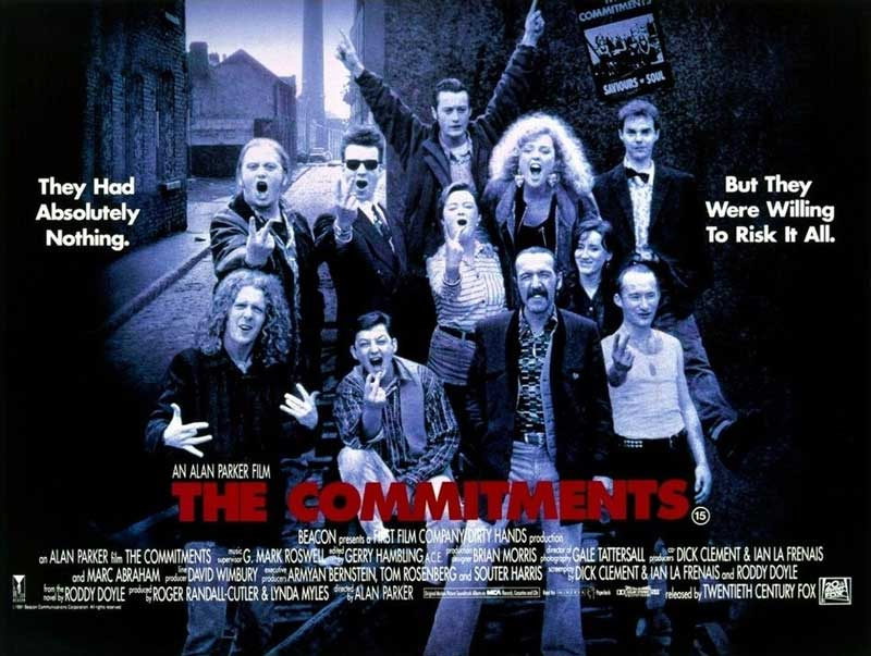 The Commitments - film poster