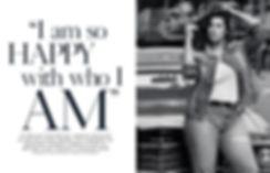 ASHLEY GRAHAM - SO HAPPY WITH WHO I AM