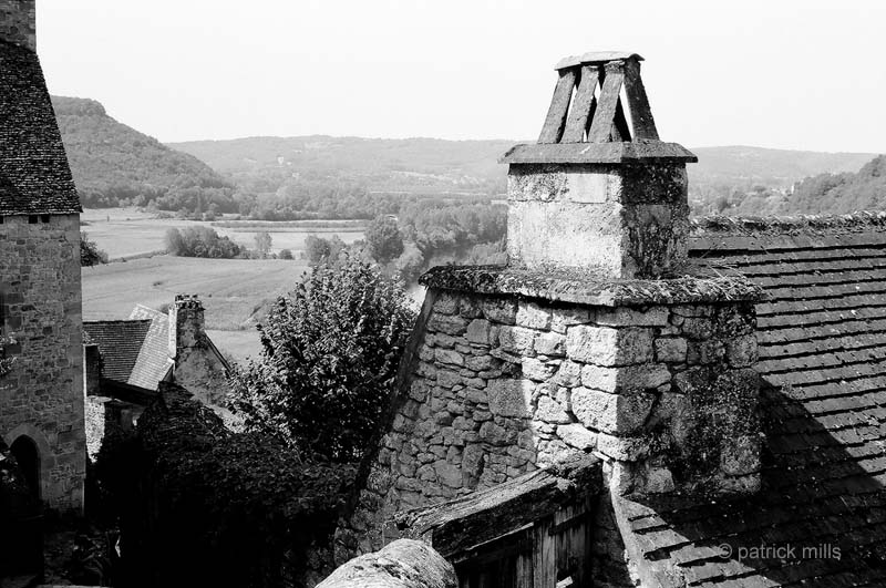 beynac chimney breast