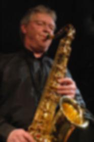 Saxophoniste de jazz pour animations