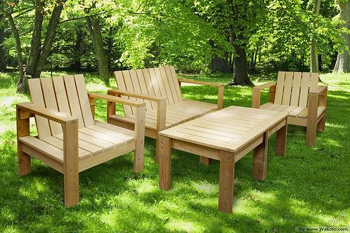Мебель для дачи 3