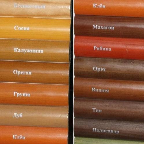 Покраска бытовки 2х2,3м средством Текстурол Тиксо снаружи