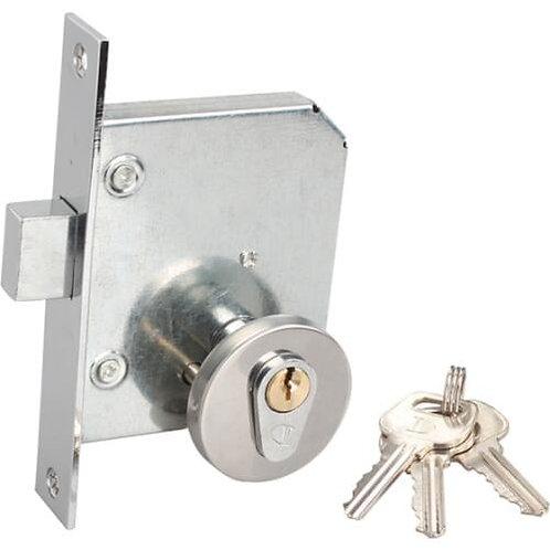 Запирающий механизм для деревянной двери