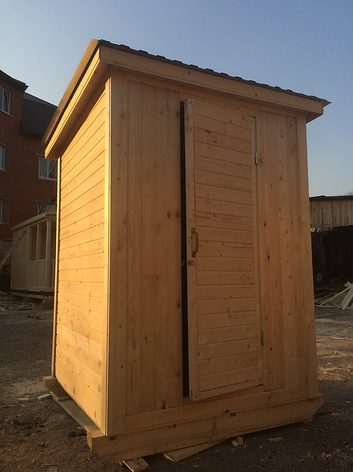 """Туалет Садовый 1,5х1м """"Базовый"""""""
