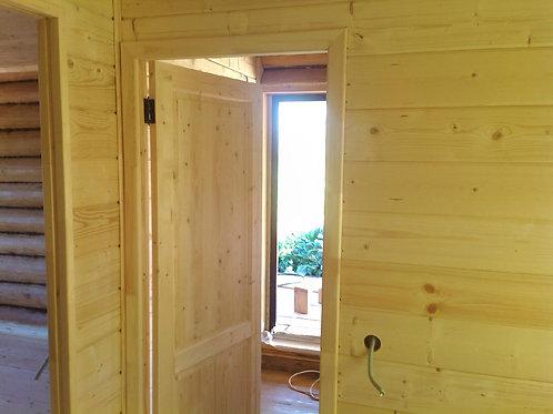Дополнительная дверь для внутренней перегородки