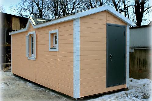Модульный дом 8х2,3м