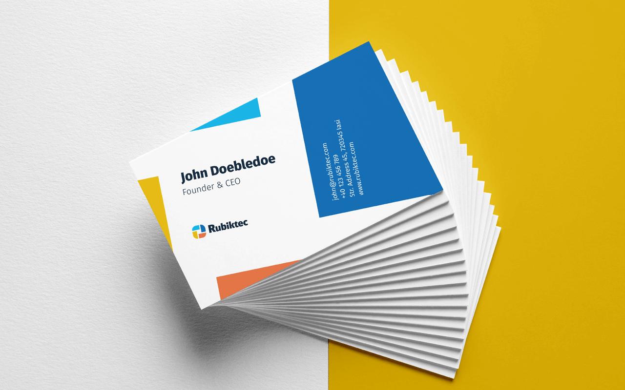 rubiktec-business-cards