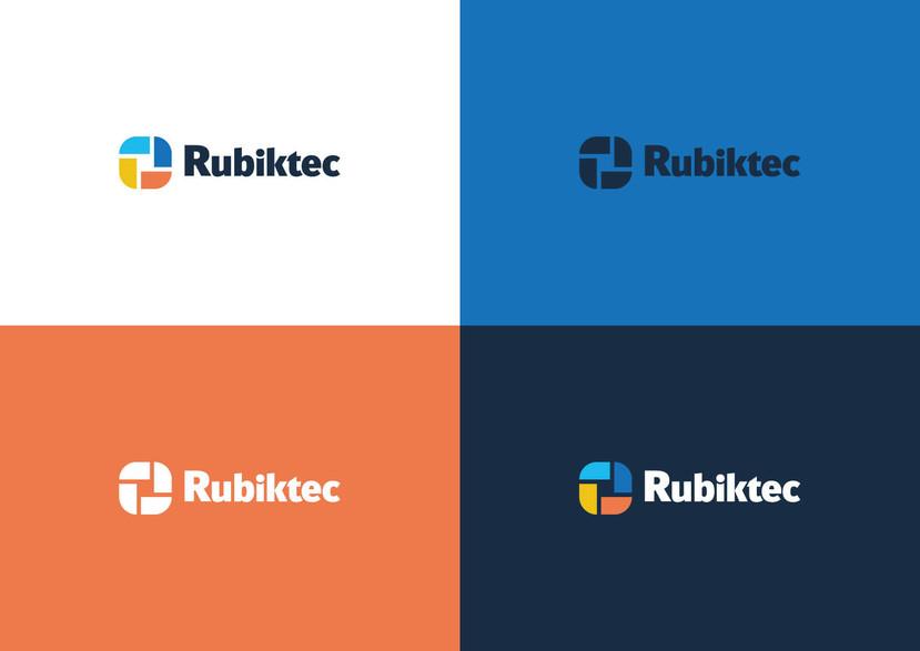 rubiktec-logo-variations