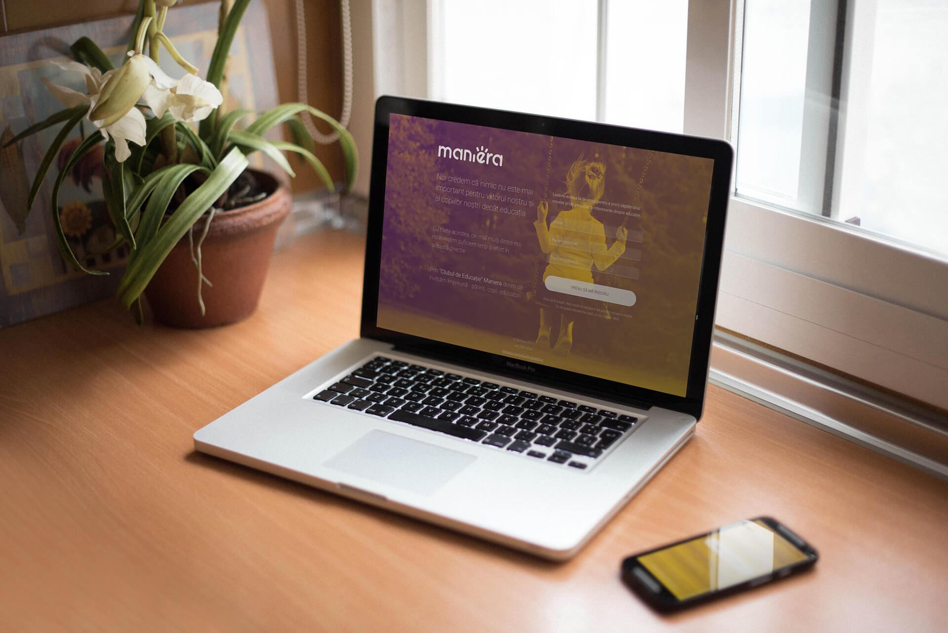 maniera-website-mockup
