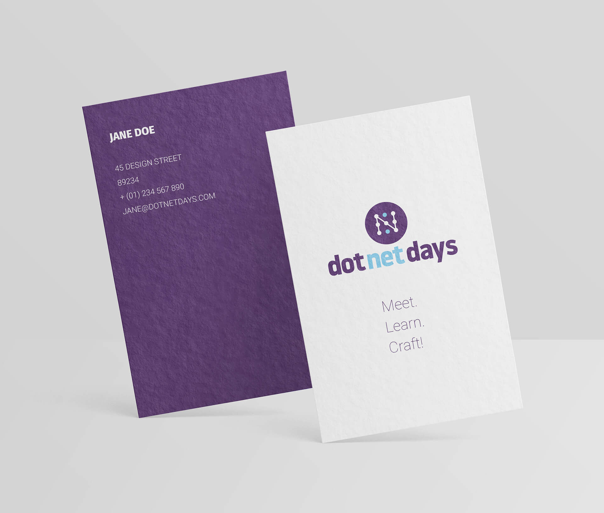 dotnetdays-business-cards