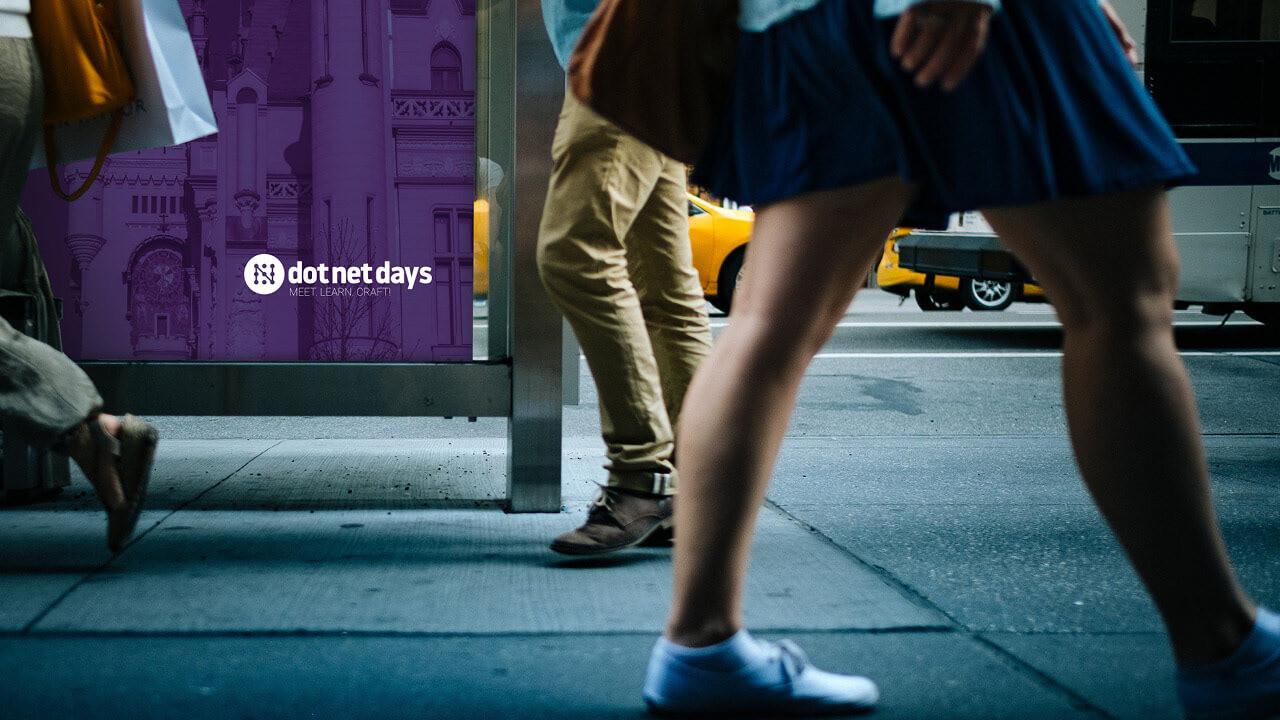 dotnetdays-bus-station-sign