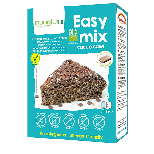 Easy Mix Cacao Ecológico BIO