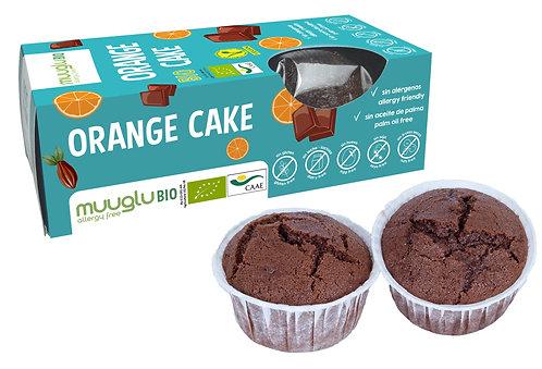 Orange cake BIO