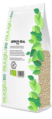 Quinoa real blanca BIO 500 g.