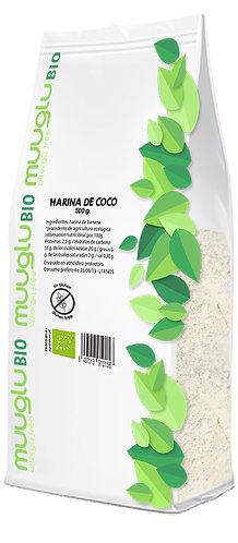 Harina de coco BIO 500 g.