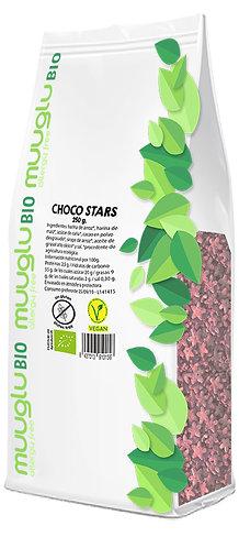 Choco stars BIO 250 g.