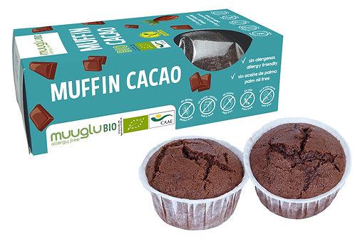 Muffin cacao BIO