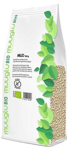 Mijo en grano BIO 500 g.