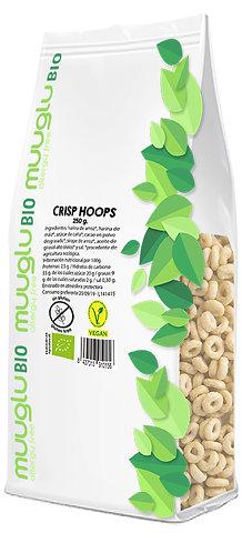 Crisp hoops BIO 220 g.