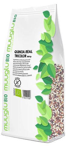 Quinoa real tricolor BIO 500 g.