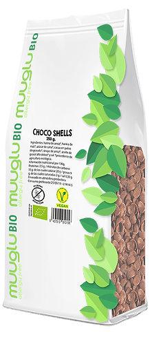 Choco shells BIO 200 g.