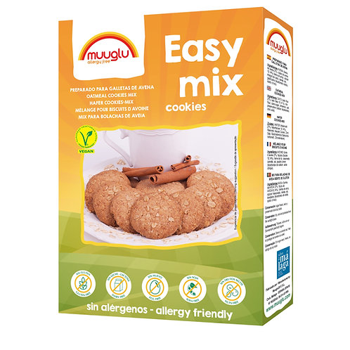 Easy Mix Cookies de Avena
