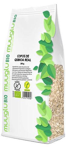 Copos de quinoa BIO 250 g.