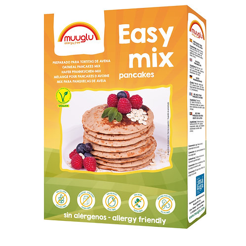 Easy Mix Pancake de Avena