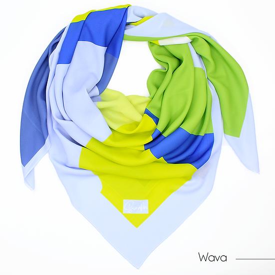 "Foulard ""Wava"" - Version 3"