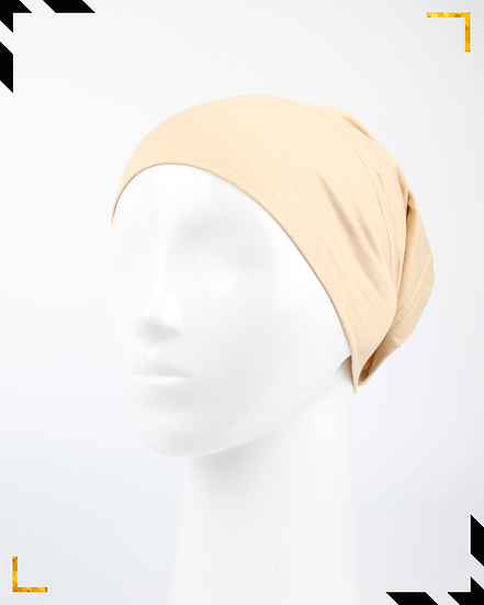 Bonnet tube - Beige