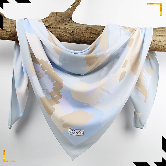 "Foulard ""Campa"" - Version 2"