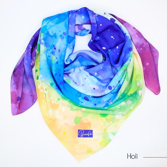 "Foulard ""Holi"" - Version 2"