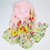 "Thumbnail: Châle ""Springy"" - Rose"