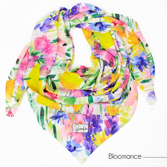 "Foulard ""Bloomance"""
