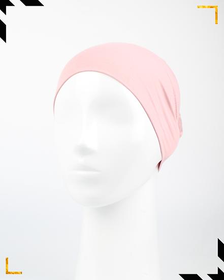 Bonnet tube - Rose