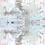 "Thumbnail: Châle ""Enda"" - Bleu et vert pastel"