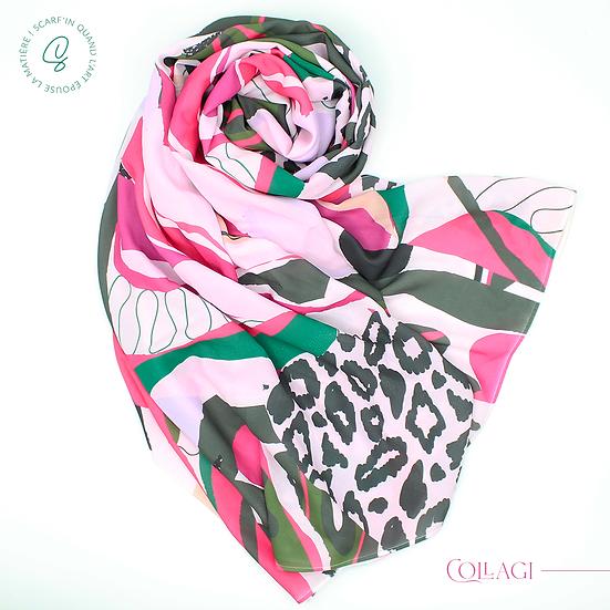 "Châle ""Colagi"" - Version 3"