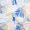 """Thumbnail: Châle """"Alicia"""" - Bleu ciel et parme"""